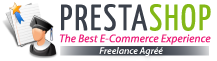 Freelance agréé Prestashop